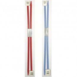 Habico Children's Knitting Needles Plastic 18cm