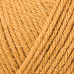 Rowan Pure Wool Worsted Aran 100g Gold 133