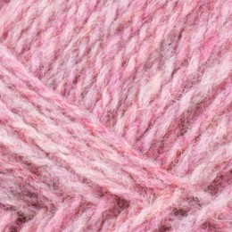 Jamieson and Smith 2ply Jumper Weight 4Ply 25g Pink 1283