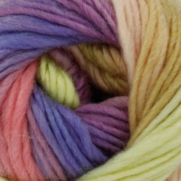 King Cole Riot Chunky 100g Candyfloss 3347