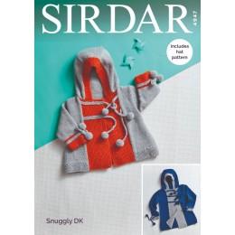 S4947 Coats & Hats in Sirdar Snuggly DK