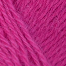Wensleydale Longwool 4ply 50g Hot Pink 23