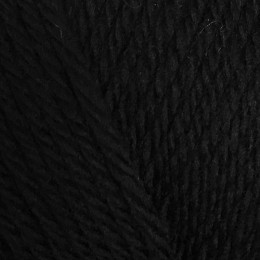 Sirdar Country Classic Worsted 100g Black 664