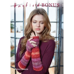 S8216 Wrist Warmers in Hayfield Bonus Breeze DK