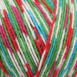 West Yorkshire Spinners Signature Prints 4Ply 100g Fairy Lights 849