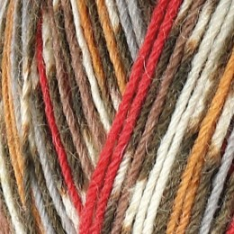 West Yorkshire Spinners Signature 4Ply 100g Robin 941
