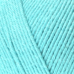 Bergere de France Coton Fifty 4Ply 50g Turquoise 24420