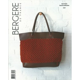 Bergere de France Bag in Alaska Leaflet 53