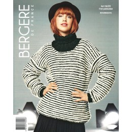 Bergere de France Jumper for Ladies in Alaska Leaflet 20