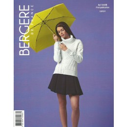Bergere de France Jumper for Women in Ideal Leaflet 88