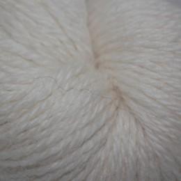 Baa Ram Ewe Titus 4Ply 100g White Rose 1