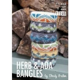 Baa Ram Ewe Herb & Ada Bangles in Titus