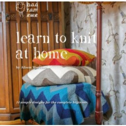 Baa Ram Ewe - Learn To Knit At Home