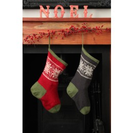 Baa Ram Ewe Osen Christmas Stockings in Titus