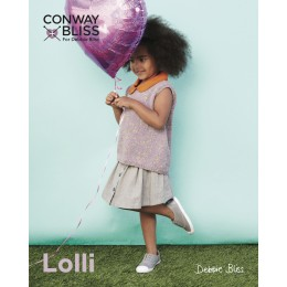 CB018 Top for Children in Conway and Bliss Lolli