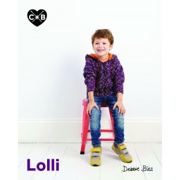 CB044 Children's Jacket in Conway and Bliss Lolli
