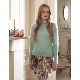DB095 Ladies Jumper Angel