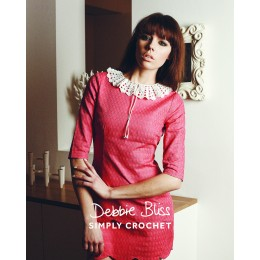 DB133 Crochet Collar for Ladies