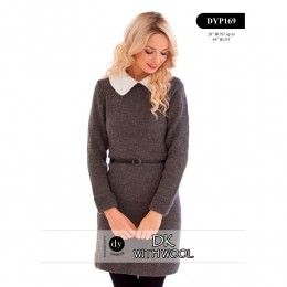 DYP169 Ladies Dress DK with Wool