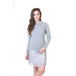 DYP192 Ladies Jumper DK with Wool