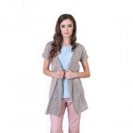 DYP193 Ladies Cardigan DK with Wool