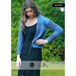 DYP207 Ladies Cardigan La Paz