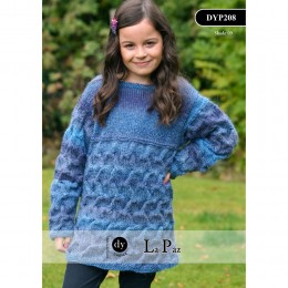 DYP208 Children's Jumper La Paz