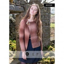 DYP255 Ladies Cardigan La Paz