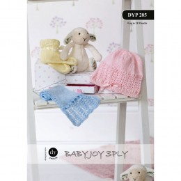 DYP285 Baby Accessories Babyjoy 3ply