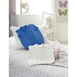 DYP330 Slipovers for Babies in DY Choice Baby Cloud