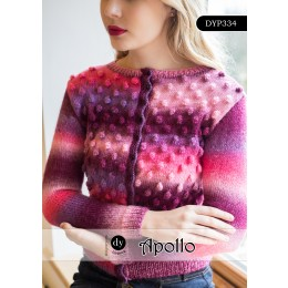 DYP334 Cardigan for Women in DY Choice Apollo