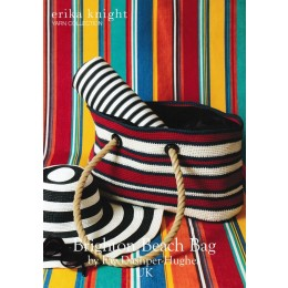 Erika Knight - Brighton Beach Bag by Fay Dashper-Hughes