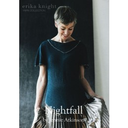 Erika Knight - Nightfall: Top by Jennie Atkinson