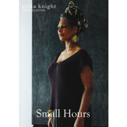 Erika Knight - Small Hours: V Neck T-Shirt