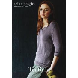 Erika Knight - Teatime: Top