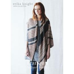 Erika Knight - Tranquil: Crochet Shawl by Sarah Hazell
