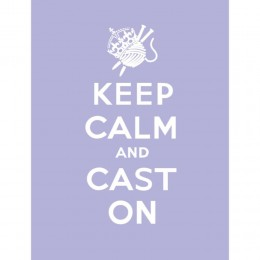 Keep Calm & Cast On