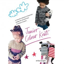 Erika Knight Junior Colouring Knits