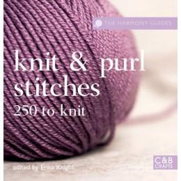 Erika Knight Harmony Knit & Purl