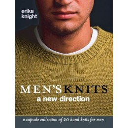 Erika Knight Mens Knit