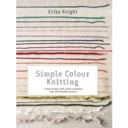 Erika Knight Simple Colour Knitting