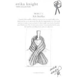 Erika Knight Rib Muffler