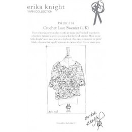 Erika Knight Crochet Sweater