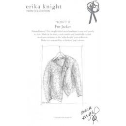 Erika Knight Fur Jacket