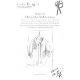 Erika Knight Edge to Edge Stitch Cardigan