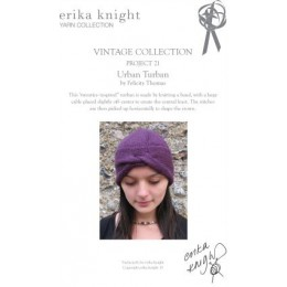 Erika Knight Urban Turban