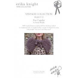 Erika Knight Fur Capelet