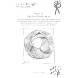 Erika Knight Fur Snood