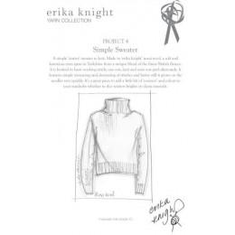 Erika Knight Simple Sweater