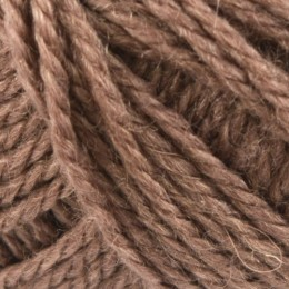 Erika Knight British Blue Wool DK 25g Milk Chocolate 106